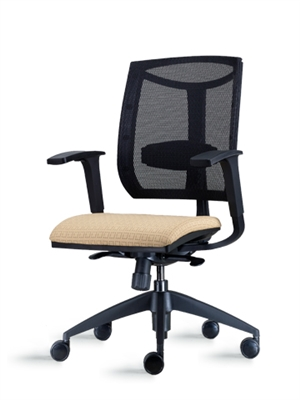 9 To 5 Brio Mesh Back Office Chairs In Boca Raton