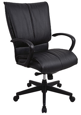 boca office furniture leather office chair le8505