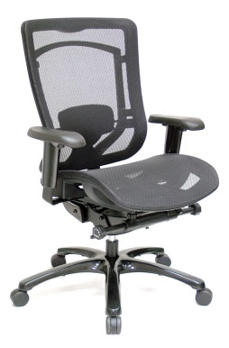 Eurotech Mesh Office Chair Mmsy55 By Raynor