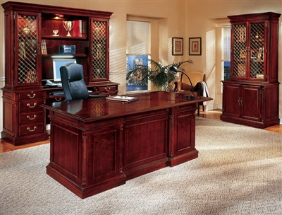 Dmi Traditional Office Desk Series Governors And Keswick