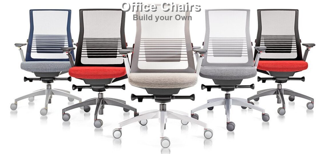 Modern Office Furniture Showroom